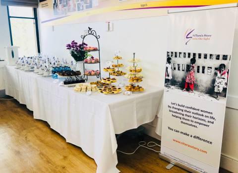 Fund Raising High Tea, Canberra