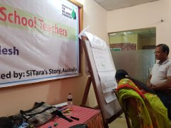 Mental Health Workshop, Bangladesh